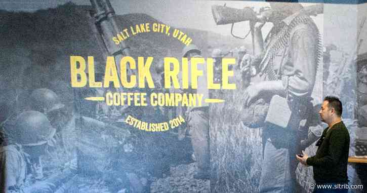Utah coffee company cancels Blaze Media deal after a photo ties its logo to alleged Kenosha shooter