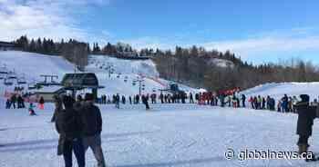 Edmonton ski hills seeing big boost in business