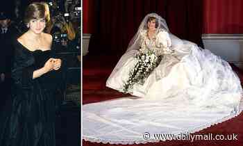 Princess Diana's 'lost' dresses: How designers plan to recreate outfits they made for her