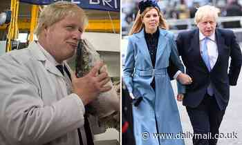 DAN HODGES: Memo to Boris Johnson the fish hugger - the patience of Red Wall Tories is running out…