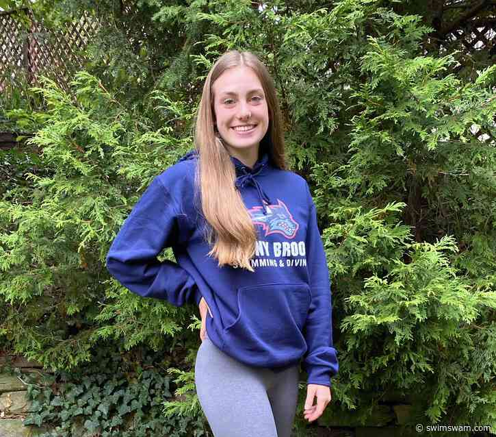 Zoe Rebol Commits to Stony Brook with a Plethora of AEC-Scorable Times