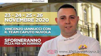 A Pompei 4 giorni di pizze gratis in piazza per i bisognosi: due forni e consegne alla Caritas - Il Fatto Vesuviano