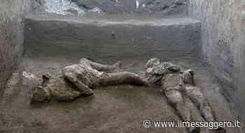 Pompei, trovati integri i corpi di due fuggiaschi - Il Messaggero