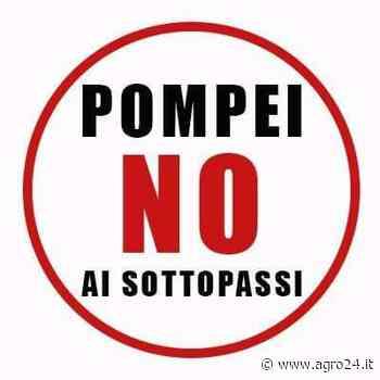 Pompei. Il comitato no ai sottopassi critica il progetto Eav per Pompei in diretta web - Agro24