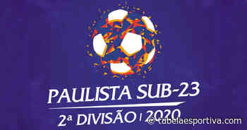 [AO VIVO] Assistir Andradina x Tanabi - Campeonato Paulista Segunda Divisão - Tabela Esportiva