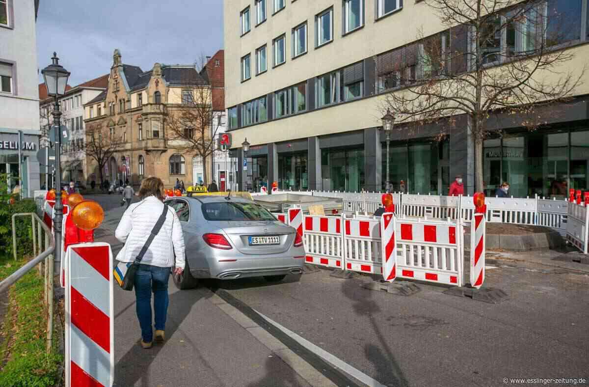Die Woche im Kreis Esslingen im Rückspiegel: Straßenkämpfe - Esslingen - esslinger-zeitung.de