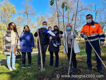 A Formigine un albero per ogni nato - Bologna 2000
