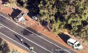 Bussell Highway car crash in Western Australia leaves two dead and one badly injured