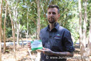 New path leads to rare trees at Botanic Gardens – Bundaberg Now - Bundaberg Now