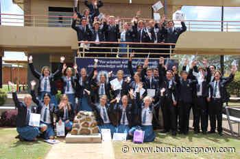 Class of 2020 graduates after challenging year – Bundaberg Now - Bundaberg Now