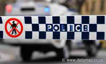 Teenager, 17, is rushed to hospital after being SHOT on a quiet suburban Sydney street