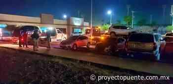 Recuperan 8 vehículos con reporte de robo en EEUU en Navojoa - Proyecto Puente
