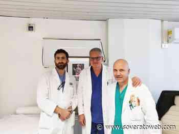 Ospedale Lamezia Terme: nuova tecnica mini-invasiva per il trattamento delle fratture - Soverato Web