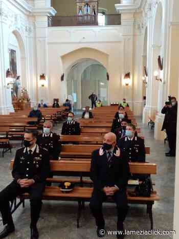 """Lamezia Terme, i Carabinieri celebrano la """"loro"""" Virgo Fidelis - Lamezia Click"""