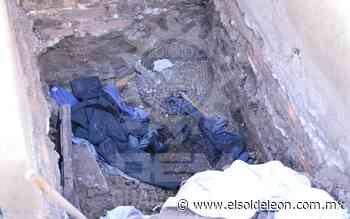 Hallan restos humanos al interior de finca en Irapuato - El Sol de León