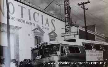 Cumple los 66 años El Sol de Irapuato - El Sol de Salamanca