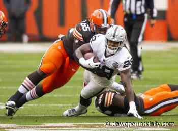Cleveland Browns: Larry Ogunjobi believes in aliens, but not Bigfoot - Dawg Pound Daily