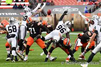 3 Browns players with claim to team MVP - Factory of Sadness