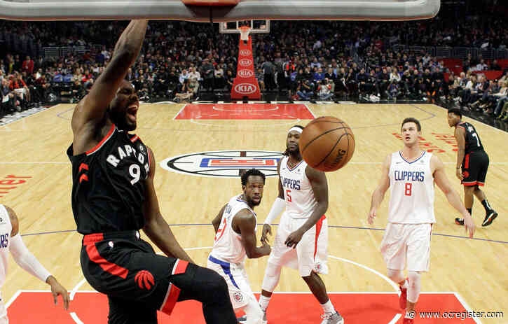 Clippers nab veteran center Serge Ibaka on Day 2 of NBA free agency