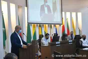Aprobado en primer debate ceder bien fiscal al municipio de Quinchía - El Diario de Otún