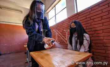 COVID-19: denuncian supuesto contagio comunitario en colegio de Isla Pucú - Hoy