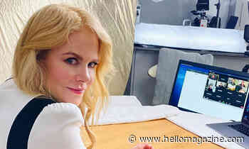 Nicole Kidman shocks fans by showcasing her toned stomach in age-defying snap