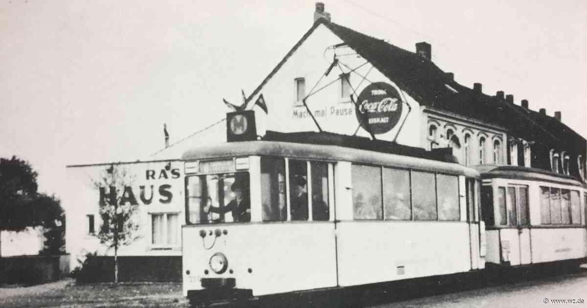 Im Norden von Meerbusch gab es vor vielen Jahren eine Bahnlinie - Westdeutsche Zeitung