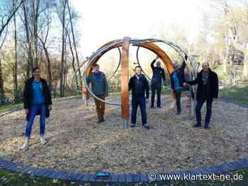 Meerbusch - Bewegungspark am Latumer See offiziell eröffnet | Rhein-Kreis Nachrichten - Klartext-NE.de