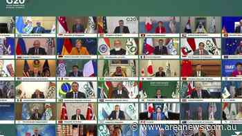 G20 opening call for united virus response - Area News