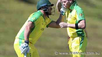 Finch, Smith ready to bounce back in ODIs - Area News