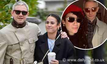 Martin Freeman, 49, is dating French actress Rachel Mariam, 28
