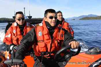 Canada's first Indigenous-led coast guard auxiliary patrols B.C.'s rugged coast