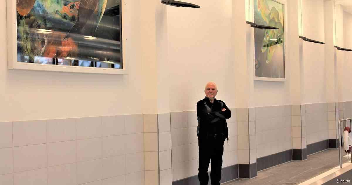 Eröffnung für 2021 geplant: Kunstwerke für das sanierte Hallenbad in Eitorf - ga.de