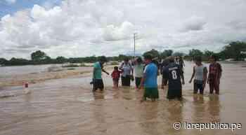 Lambayeque: ríos La Leche y Motupe tendrán defensas ribereñas en 2023 LRND - LaRepública.pe