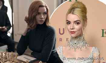 The Queen's Gambit star Anya Taylor-Joy believes she's 'NOT beautiful enough to be in films'