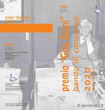 """Bando di concorso 2020-21 Premio """"Gisa Giani"""", sedicesima edizione - Terni in rete"""