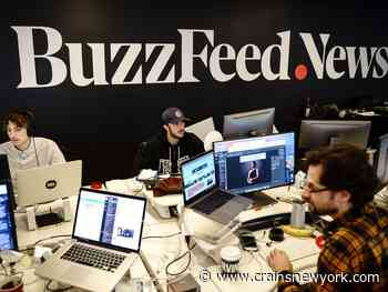 BuzzFeed buys HuffPost from Verizon in latest new-media deal - Crain's New York Business