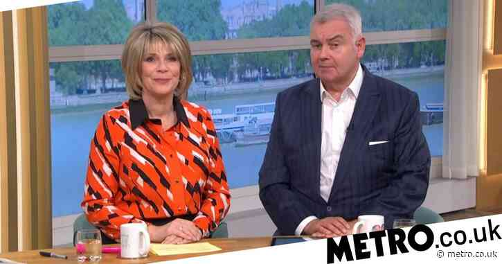 Ruth Langsford and Eamonn Holmes could 'front show on BBC' after This Morning 'axe'