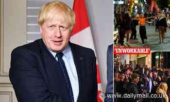 'Show us it's worth it': Boris Johnson faces new coronavirus rebellion from 70 anti-tier Tory MPs