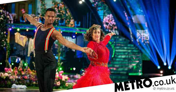 Strictly 2020: Caroline Quentin 'stunned' at failure to lose weight while on the show