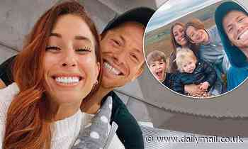Joe Swash admits he wants more children with his girlfriend Stacey Solomon
