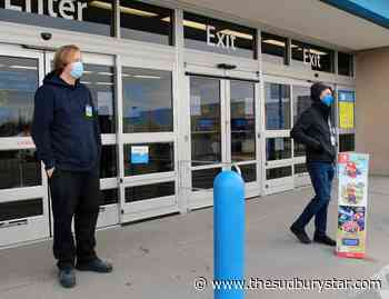Shoppers turned away after Walmart fire in North Bay