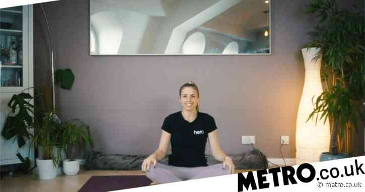 Yoga for mindfulness: Try this 10-minute workout to feel great in body and soul