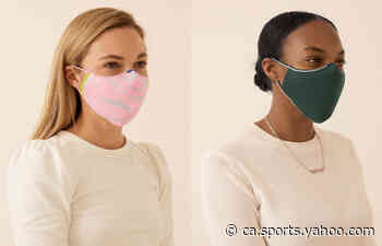 Celebrities can't stop wearing these face masks that don't stick to your face - Yahoo Canada Sports