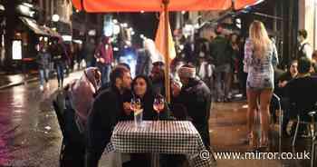 Rishi Sunak hints hated 10pm pub curfew will end December 2