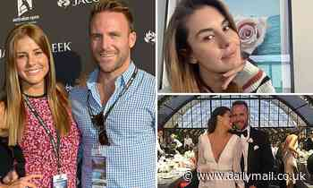 Lachlan Spark quits Instagram after slamming ex-wife Lauren Phillips in several posts