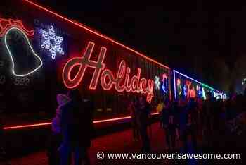 Virtual CP Holiday Train to raise spirits, cash for Metro Vancouver food banks - Vancouver Is Awesome