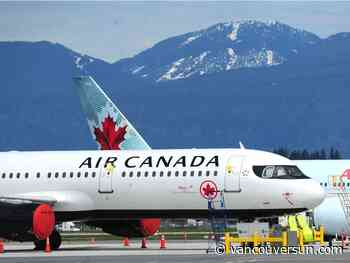 COVID-19: Six new B.C. flight exposures added over the weekend - Vancouver Sun