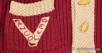 Century-old Vancouver Millionaires sweater hits the auction block - Global News