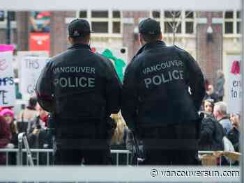 Province to review Vancouver Police Board procedures and independence after street-check report - Vancouver Sun